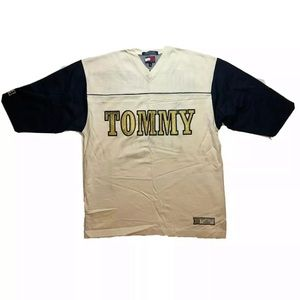 Tommy Hilfiger Embroidered Jersey
